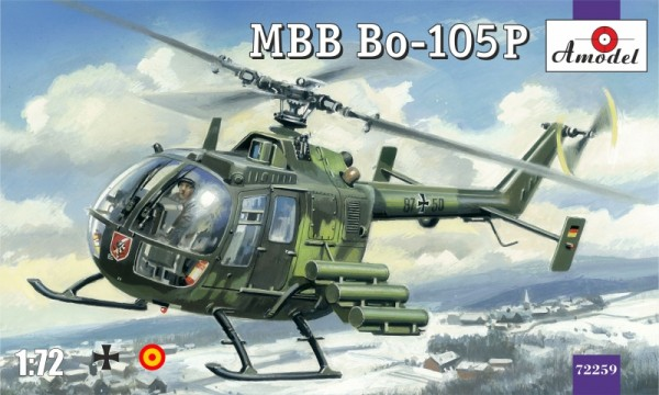 AMO72259   MBB Bo-105P helicopter, military version (thumb15457)