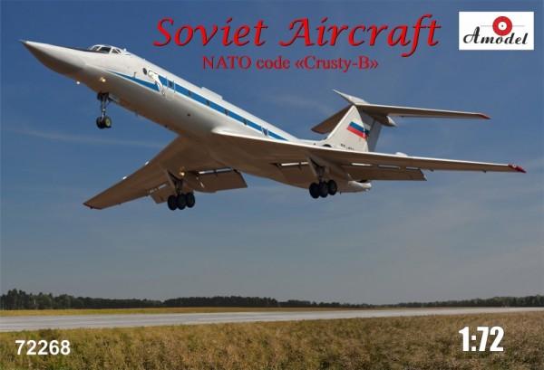 AMO72268   Tupolev Tu-134UBL (thumb15475)