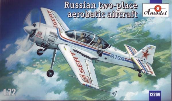 AMO72269   Sukhoi Su-29 Russian two-place aerobatic aircraft (thumb15477)