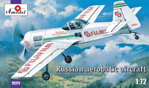 AMO72271   Su-31 Russian aerobatic aircraft (thumb15479)