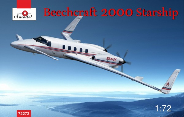 AMO72273   Beechcraft 2000 Starship N641SE (thumb15483)