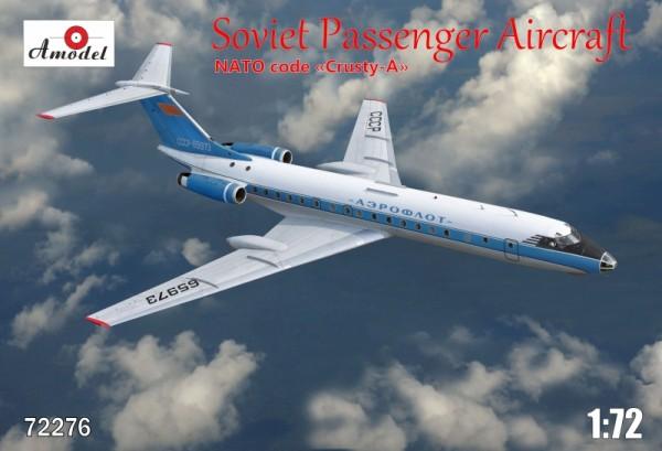 AMO72276   Tupolev Tu-134A Aeroflot airlines (thumb15487)