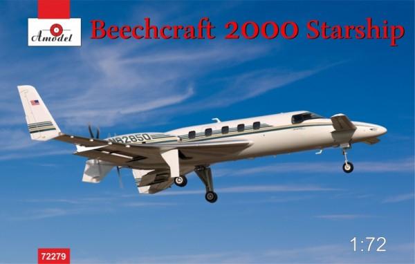 AMO72279   Beechcraft 2000 Starship N82850 (thumb15491)