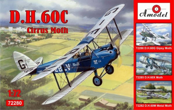 AMO72280  de Havilland DH.60C Cirrus Moth (thumb15493)