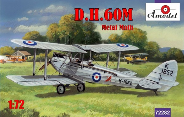 AMO72282   de Havilland DH.60M Metal Moth (thumb15497)