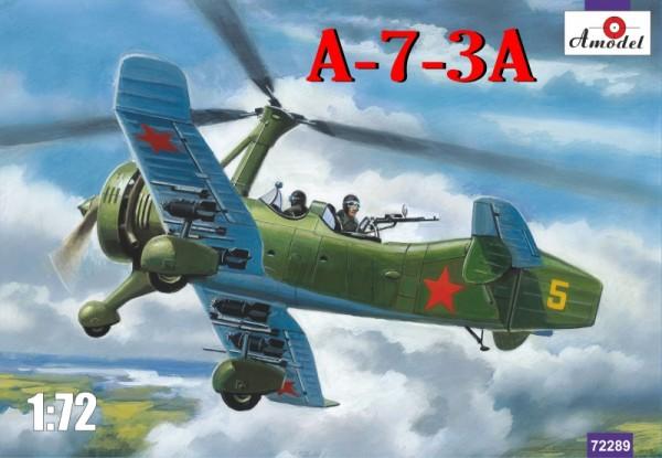 AMO72289   A-7-3A Soviet autogiro (thumb15511)