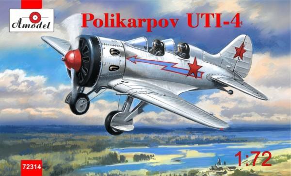 AMO72314   Polikarpov UTI-4. Re-release. (thumb15533)