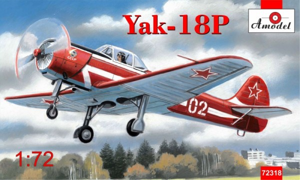 AMO72318   Yakovlev Yak-18P aerobatic aircraft (thumb15539)