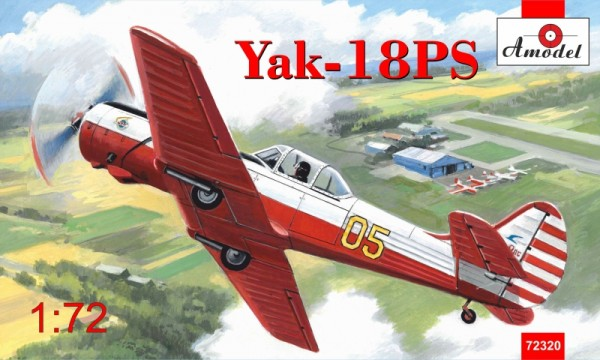 AMO72320   Yakovlev Yak-18PS aerobatic aircraft (thumb15543)