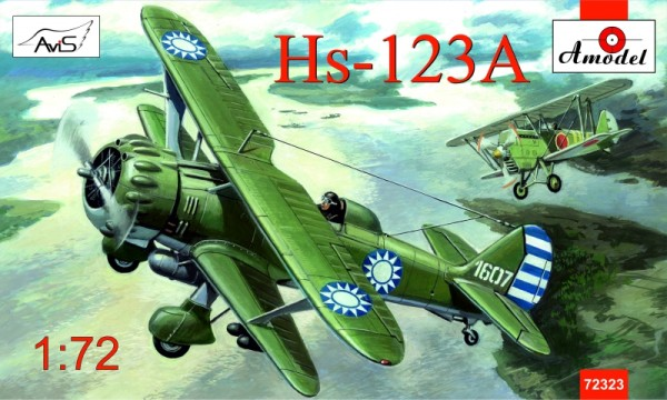 AMO72323   Henschel Hs-123A Chinese dive bomber (thumb15549)