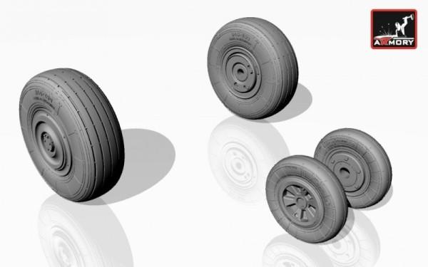 AR AW72016    1/72 Mikoyan МiG-23ML,MLA,MLD,P(late),UM wheels (thumb12745)