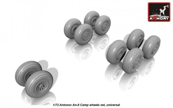 AR AW72027    1/72 Antonov An-8 wheels (thumb12796)