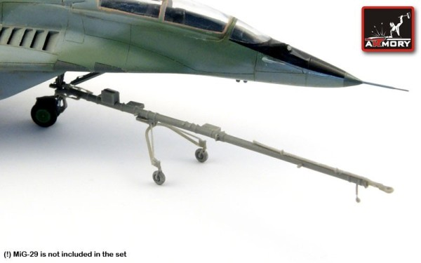 AR ACA7269    1/72 Mikoyan MiG-29 Fulcrum - airfield tow bar (thumb12660)