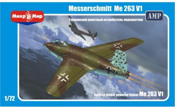 MMir AMP7201    Messerschmitt Me-263 V1 (thumb13594)
