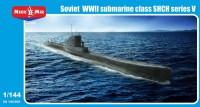 MMir144-005    Soviet WWII submarine class SHCH series V (thumb13514)
