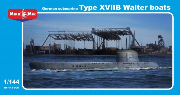 MMir144-006    German submarine type XVIIB Walter boats (thumb13516)