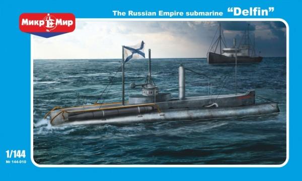 MMir144-010    Russian submarine 'Delfin' (thumb13520)