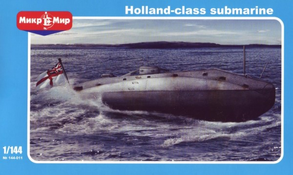 MMir144-011    British submarine Holland class (thumb13522)