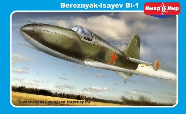 MMir48-010    Bi-1 Soviet rocket-powered interceptor (thumb13590)