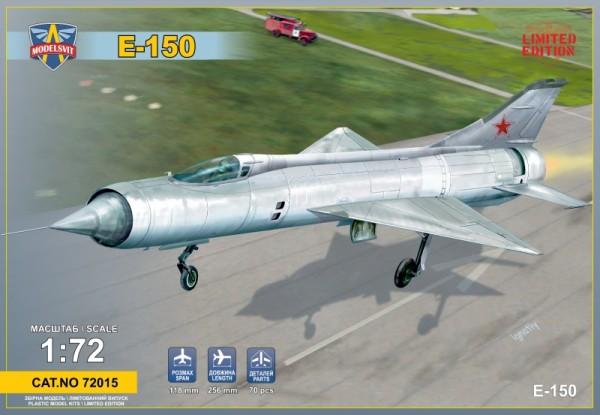MSVIT72015   Mikoyan-Gurevich Ye-150 Soviet interceptor (thumb13261)