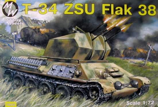 MW7213     T-34 with ZSU Flak 38 (thumb13355)