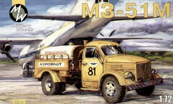 MW7214     MZ-51M Soviet fuel truck (thumb13357)