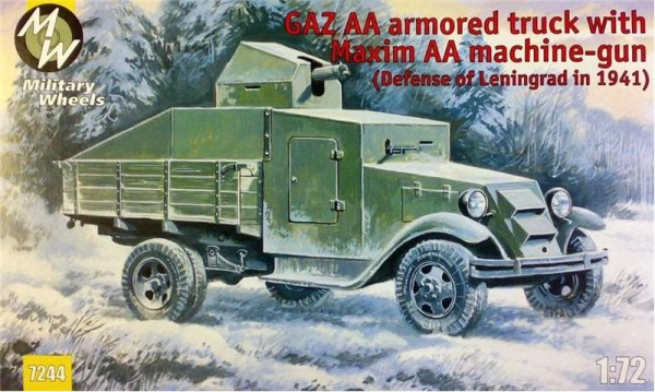 MW7244     GAZ AA armored truck with Maxim AA gun (thumb13399)