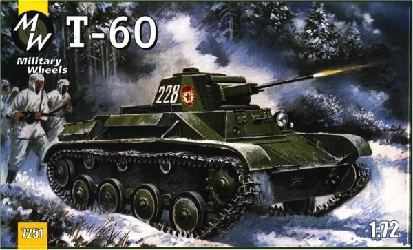 MW7251     T-60 tank (thumb13409)