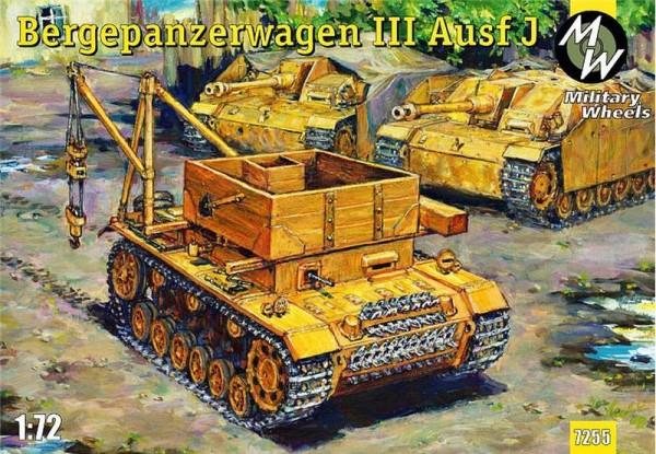 MW7255     Bergepanzerwagen III Ausf. J (thumb13415)
