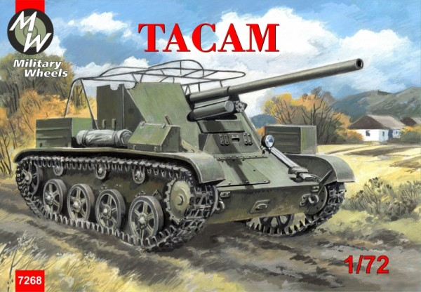 MW7268     Tacam self-propelled gun (thumb13427)
