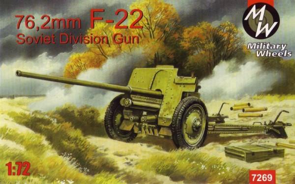 MW7269     F-22 Soviet 76,2mm division gun (thumb13429)