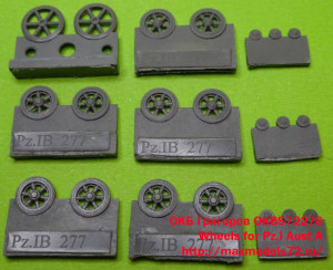 OKBS72276 Wheels for Pz.I Ausf.A (thumb19444)