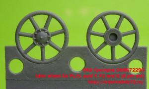 OKBS72290 Idler wheel for Pz.IV, ausf F, F2 and G (8 per set) (thumb19455)