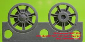 OKBS72291 Idler wheel for Pz.IV, ausf J and H (8 per set) (thumb19457)