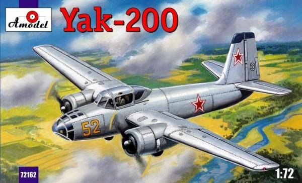 AMO72162   Yak-200 Soviet trainer aircarft (thumb15285)