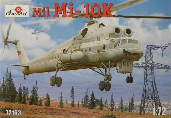 AMO72163   Mil Mi-10K Soviet 'Flying Crane' helicopter (thumb15287)
