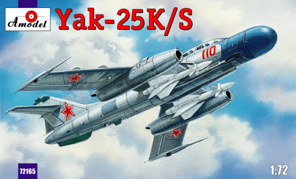 AMO72165   Yakovlev Yak-25K/S Soviet fighter (thumb15291)