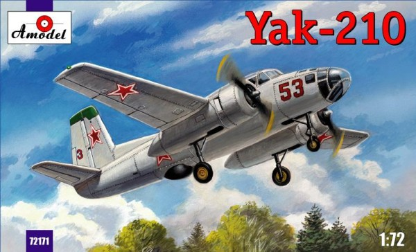 AMO72171   Yak-210 Soviet trainer aircarft (thumb15299)