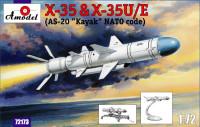 AMO72173   Kh-35 & Kh-35U/E (AS-20 Kayak) Soviet guided missile (thumb15303)