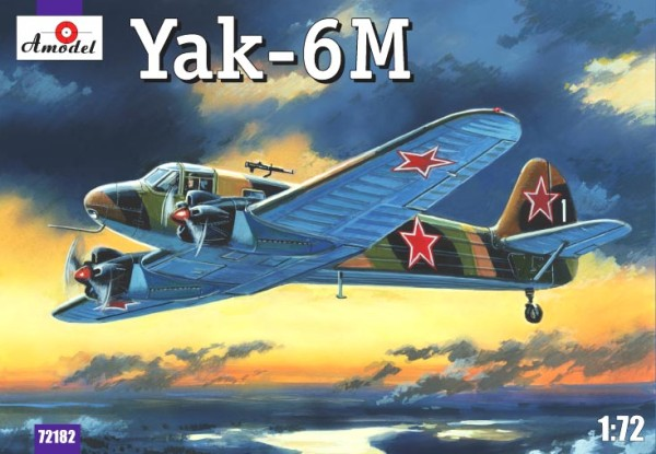 AMO72182   Yakovlev Yak-6M Soviet light transport aircraft (thumb15321)