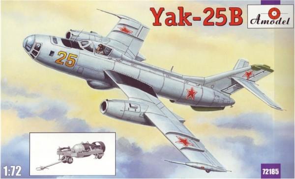 AMO72185   Yakovlev Yak-25B Soviet bomber (thumb15327)