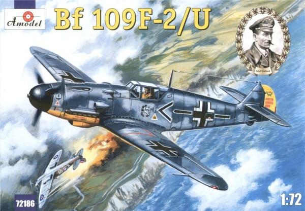 AMO72186   Messerschmitt  Bf-109F-2/U (thumb15329)