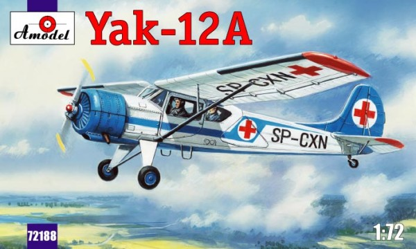 AMO72188   Yakovlev Yak-12A Soviet multirole aircraft (thumb15333)