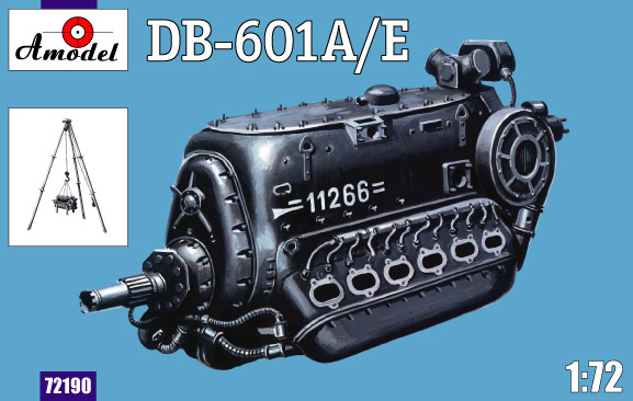 AMO72190   DB-601A/E engine (thumb15337)