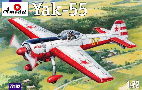 AMO72192   Yak-55 Soviet aerobatic aircraft (thumb15341)