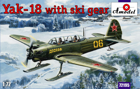 AMO72195   Yak-18 with ski gear (thumb15347)