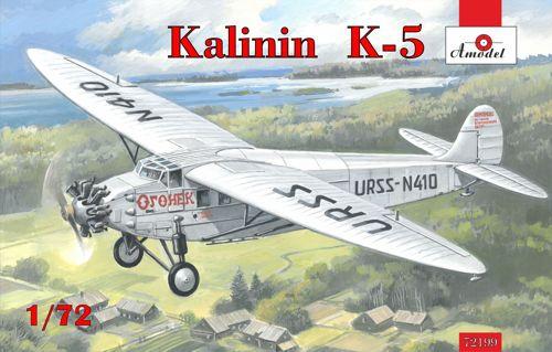 AMO72199   Kalinin K-5 Soviet airliner (thumb15355)