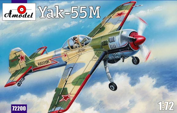 AMO72200   Yak-55M Soviet aerobatic aircraft (thumb15357)