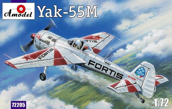 AMO72205   Yak-55M 'FORTIS' (thumb15367)
