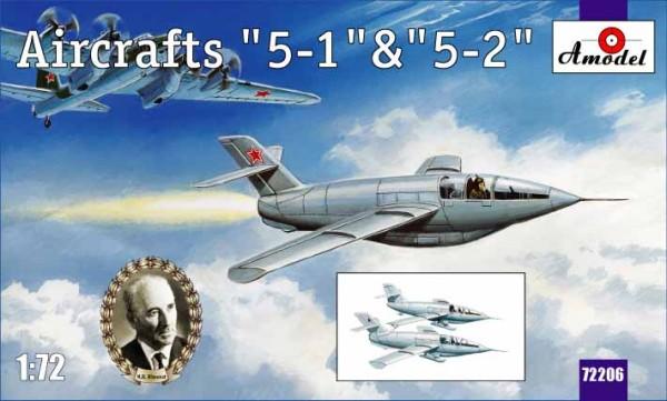 AMO72206   Aicraft '5-1' & '5-2' (thumb15369)